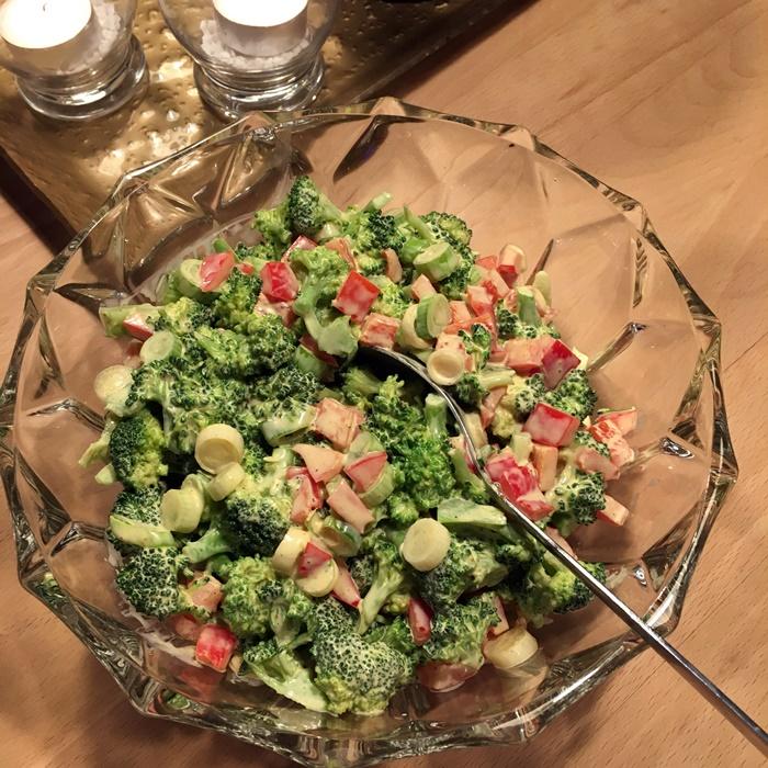 karry-broccolisalat